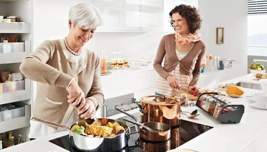 Bucatarii cu design modern si accesorii calitative, design si stil in viata beneficiarului modern